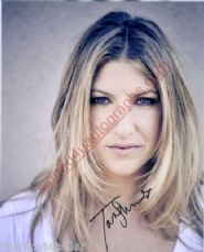 TARA SUMMERS SIGNED  'SONS OF ANARCHY','BOSTON LEGAL' SIGNED 8x10